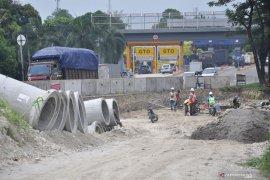 Pembebasan lahan proyek Jalan Tol Medan-Binjai tinggal 20 persen (video)