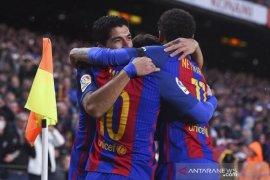 Messi pilih Neymar kembali ketimbang Griezmann datang