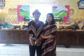 Syarif Syaifulloh, petani Philadelpia berasal Indonesia