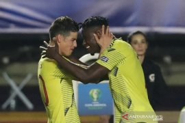Kolombia jadi tim pertama ke perempat final Copa America 2019 usai tundukkan Qatar