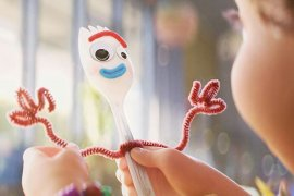 "Film animasi ""Toy Story 4"" puncaki box office"