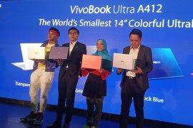 VivoBook A412 diklaim ultrabook termungil