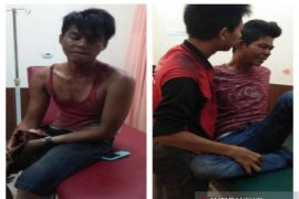 Korban penganiayaan di Banjarmasin dilarikan ke RS Bhayangkara