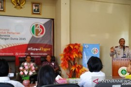 Bangka Belitung ekspor lada putih 2.691,61 ton lebih