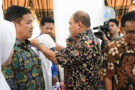 Wali Kota Tebing Tinggi buka lomba desain motif batik