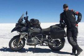 Mohamad Irfan meninggal kecelakaan saat touring motor di Afrika,  Telkomsel berduka