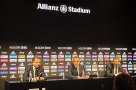 Sarri mengaku tidak sabar  bekerja sama dengan Ronaldo