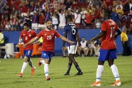 Kosta Rika tundukkan Bermuda amankan tiket perempat final