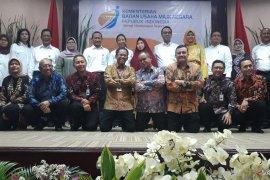 Rini Soemarno: Pegawai BUMN agar bijak gunakan media sosial