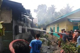 Pabrik mancis terbakar di Langkat, 24 orang tewas