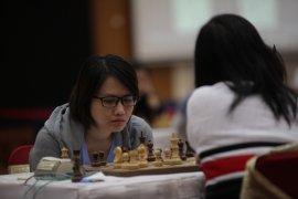 Chelsie kalah Indonesia tanpa gelar di Catur Internasional Japfa