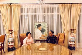 Megawati dan PDIP sampaikan ucapan ulang tahun kepada Presiden Joko Widodo