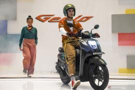 Harga skutik Honda Genio Rp17,2 juta - Rp17,7 juta