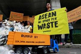 Krisis sampah plastik, Greenpeace desak ASEAN larang impor limbah dari negara-negara maju