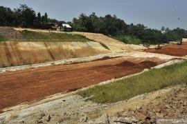 Pembebasan lahan tol Bengkulu-Sumsel dimulai