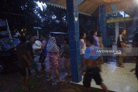 Air napal Benteng kembali banjir, warga mengungsi