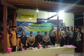 Polsek Merawang libatkan masyarakat ikuti HUT Ke-73 Bhayangkara