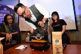 Berwisata kopi Jawa Barat di Warung Upnormal