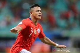 Gol Sanchez antar Chile ke perempat final Copa Amerika
