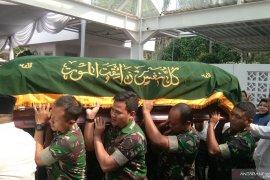 Tahlil sambut jenazah putra Ketua  MA