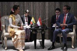 Indonesia tekankan pentingnya keamanan repatriasi Rohingya  di Rakhine