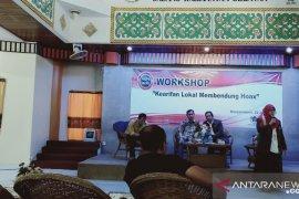 """SMSI - FKPT gelar Workshop """"Tangkal berita Hoax dengan Kearifan Lokal"""""""