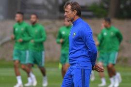 Pelatih Renard enggan bahas masa depannya di Maroko