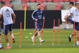 Kondisi psikologis timnas Argentina baik jelang lawan Qatar