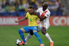 Tampil bagus melawan Peru membuat nama Everton mulai dikenal