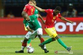 Guinea-Madagaskar 1-1di laga pertama, Piala Afrika