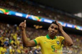 Brasil, Venezuela ke perempat final, Peru masih  berpeluang