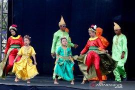Bangka Barat lestarikan seni tradisional melalui lomba