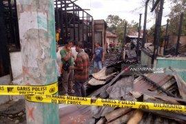 Dua unit rumah terbakar di Sipolu-Polu Madina