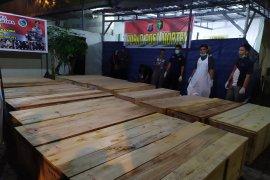 19 jenazah korban pabrik mancis terbakar kembali berhasil diidentifikasi