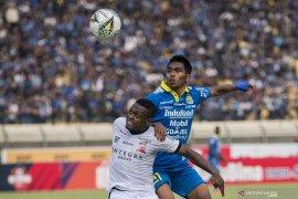Madura United tahan tuan rumah Persib Bandung 1-1