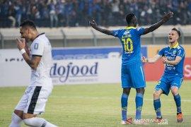 Persib Bandung VS Madura United imbang