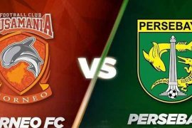 Persebaya permalukan Borneo FC 2-1