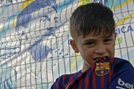 Messi gagal impian bertemu Messi
