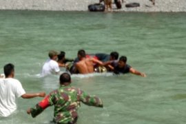 Tragedi Air Terjun Salak, tiga orang dilaporkan selamat