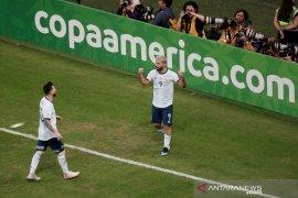Argentina lewati Qatar untuk melaju ke perempat final Copa America 2019
