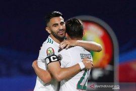 Aljazair raih kemenangan meyakinkan 2-0 kontra Kenya