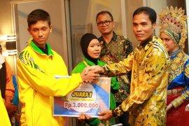 Kontingen Kota Langsa Juara Umum O2SN SMA Provinsi Aceh 2019