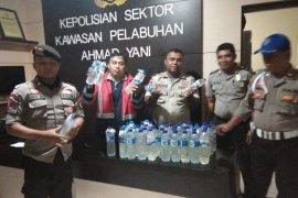 Satpol PP Kota Ternate dorong rencana revisi Perda Miras