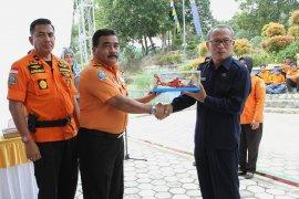 Basarnas gelar pelatihan potensi SAR di Pantai Baturakit Mentok