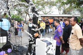 STD dan Bekraf Denpasar adakan pameran seni instalasi