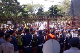 Protes PPDB zonasi, PMII Surabaya gelar aksi damai
