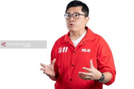Jubir PSI Andy Budiman pertimbangkan maju Pilkada Surabaya