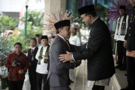 Wali Kota Bogor  hadiri Paripurna Istimewa HUT Jakarta ke-492