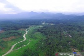 S Kalimantan promotes 5 geosites for Meratus to become global geopark