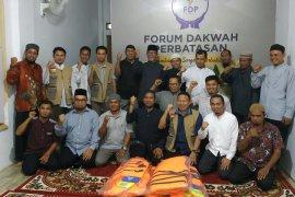 Forum dakwah kirim puluhan dai ke daerah perbatasan  Aceh